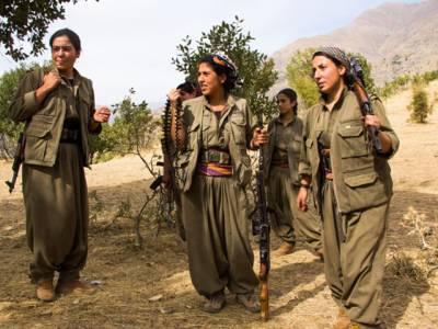 خواتین کی فوج ترکی پر قیامت بن کر ٹوٹ پڑی، پچھلے 24 گھنٹوں میں کتنے ترک فوجی مارے گئے اور یہ خواتین کون ہیں؟ جان کر آپ بھی دنگ رہ جائیں گے
