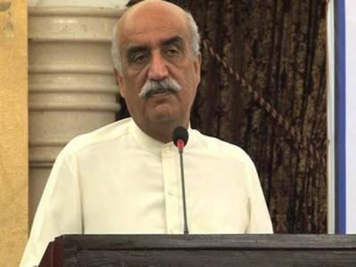 نواز شریف نے بھی پارلیمنٹ کو اہمیت نہیں دی تو وہ گھر چلے گئے،خورشید شاہ