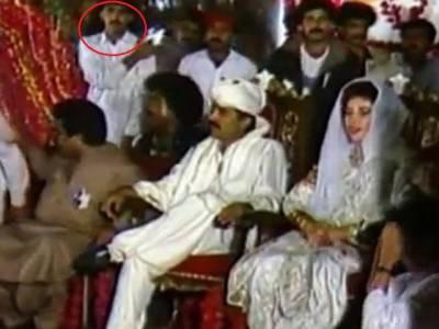 آصف علی زرداری اور بے نظیر بھٹو کی شادی ، ڈاکٹر شاہد مسعود کی تصویر منظر عام پر آگئی