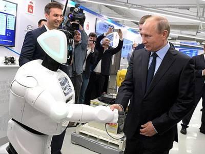 ایک نمائش کے دوران اس روبوٹ نے اچانک روسی صدر پیوٹن کا راستہ روک کر کیا بات کہہ دی؟ سن کر صدر پیوٹن کا بھی منہ کھلا کا کھلا رہ گیا، اب وہ وقت آگیا کہ روبوٹ بھی۔۔۔
