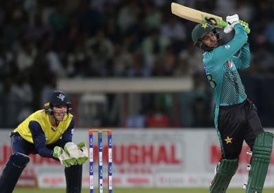 پاکستان ،ورلڈ الیون سے آج کا میچ تو ہار گیا،لیکن شعیب ملک اپنی بہترین بلے بازی سے ایک اہم اعزاز اپنے نام کرنے میں کامیاب ہوگئے