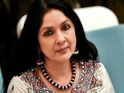ماضی کی مشہور اداکارہ نینا گپتا نئی فلم میں کاسٹ