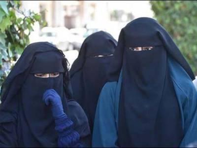 سوئٹزر لینڈ میں برقعے پر پابندی کیلئے دستخطی مہم مکمل