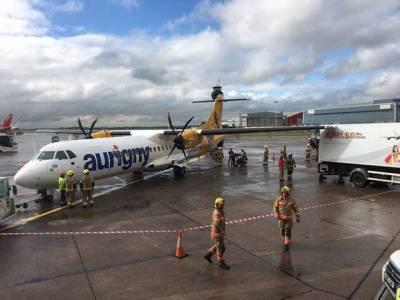 لندن:مسافر طیارہ خوفناک حادثے سے بال بال بچ گیا