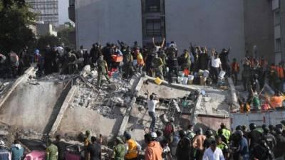 میکسیکو میں شدید زلزلہ،الارم سسٹم کے کام نہ کرنے کی وجہ سے ہلاکتیں 250سے تجاوز کر گئیں