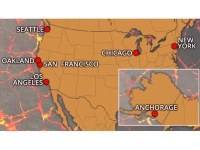 دنیا کے یہ 7 بڑے شہر ہفتے کے روز مکمل طور پر تباہ ہوسکتے ہیں کیونکہ۔۔۔ سب سے خطرناک اعلان ہوگیا