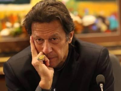 اسحاق ڈار کا وارنٹ گرفتاری کے باوجودمستعفی نہ ہوناافسوسناک ہے:عمران خان