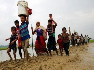 میانمار میں تشدد کی نئی لہر، 20 گھر نذر آتش، مسجد کے قریب بم دھماکہ