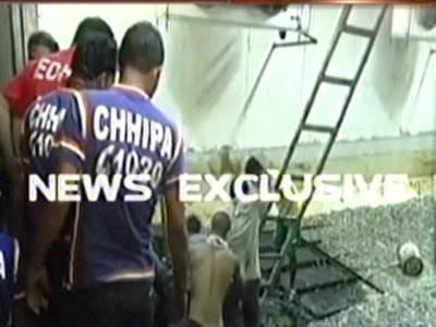 کراچی میں فیکٹری کے کیمیکل ٹینک میں گرنے والے 3مزدور جاں بحق