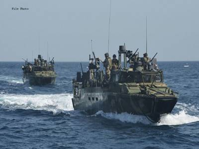 صومالیہ میں نامعلوم کشتی سے اسلحہ برآمد