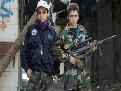 ایران افغان مہاجر بچوں کو شام میں جنگ کے لئے استعمال کر رہا ہے: ہیومن رائٹس واچ