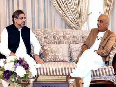 وزیراعظم اور اپوزیشن لیڈر کی ملاقات،نیب کے چیرمین کے لئے ناموں پر غور