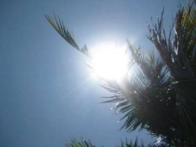 آئندہ 24 گھنٹوں کے دوران ملک کے بیشتر علاقوں میں موسم گرم اور خشک رہے گا : محکمہ موسمیات
