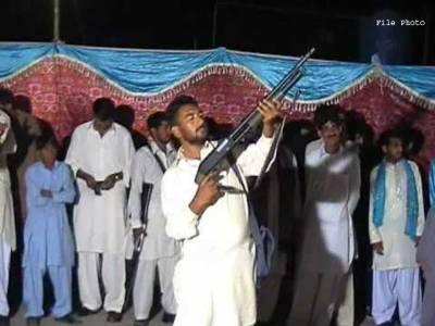 شادی کے خوشیوں بھرے گھر میں صف ماتم بچھ گئی، ہوائی فائرنگ سے 7سالہ بچہ جاں بحق، 2افراد زخمی