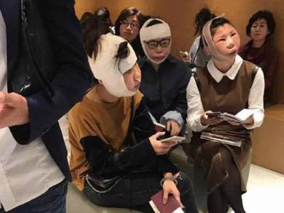 'پاسپورٹ پر تو کسی اور لڑکی کی تصویر ہے' پلاسٹک سرجری کے بعد ائیرپورٹ آنے والی خاتون کو سکیورٹی اہلکار پہچان ہی نہ سکے، جہاز میں بیٹھنے کی اجازت دینے سے انکار کردیا، چہرے میں ایسی کیا تبدیلی آئی؟ دیکھ کر آپ کو بھی اپنی آنکھوں پر یقین نہیں آئے گا