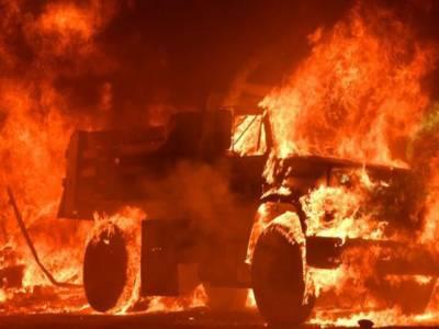 شمالی کیلیفورنیا آتشزدگی، 21افراد ہلاک، 2ہزار مکان خاکستر، ہزاروں بے گھر