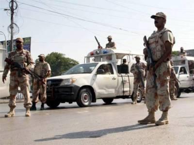 حکومت سندھ نے رینجرز کے اختیارات میں تین ماہ کی توسیع کردی