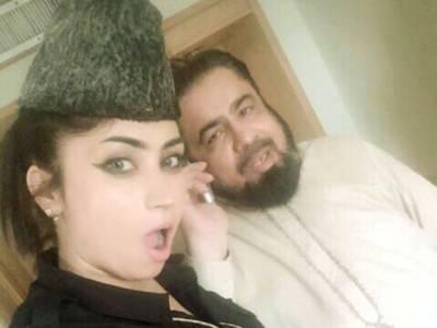 قندیل بلوچ قتل کیس ، مفتی عبدالقوی کے ناقابل وارنٹ گرفتاری جاری