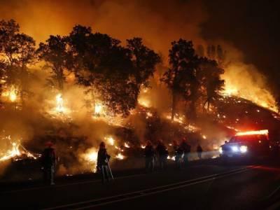 امریکا میں جنگلات میں آتشزدگی سے ہلاکتوں کی تعداد 21 تک پہنچ گئی