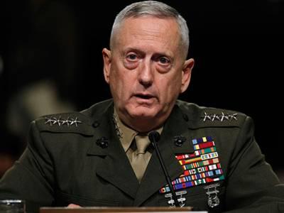 امریکی وزیر دفاع جم میٹس بڑے وفد کے ساتھ آج اہم دورہ پر پاکستان آئیں گے