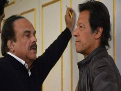 چیف الیکشن کمشنر کے 2بیٹے حکومت کے ملازم ، عمران خان کے خلاف تنگ نظری کا مظاہرہ کیا: نعیم الحق