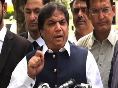 عمران خان ایک لاکھ پاﺅنڈکی ٹرانزیکشن پیش کرنے میں ناکام ہو گئے،نااہل قرار دیا جائے،حنیف عباسی نے نااہلی کیلئے متفرق درخواست دائر کر دی