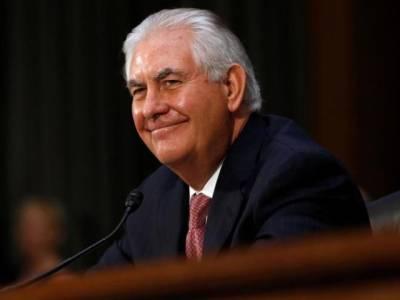 مغویوں کی بازیابی پاکستان کے سا تھ کام کرنےکانتیجہ ہے:امریکی وزیر خارجہ