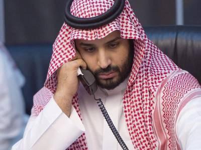 دہشت گردوں کو شہداء کے خون کے ایک ایک قطرے کا حساب دینا ہوگا،شہدا کے اہل خانہ کا جذبہ ہمارے عزم کو مزید مستحکم کرتا ہے :سعودی ولی عہد شہزادہ محمد بن سلمان