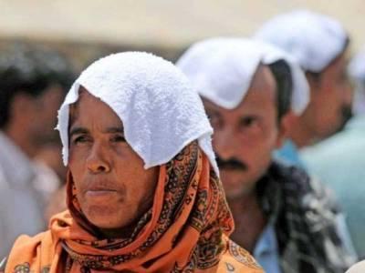 کراچی میں آج بھی شدید گرمی، پارہ 40 ڈگری سے اوپر جانے کا خدشہ