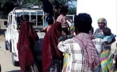 راجستھان میں ہندؤوں نے 20 مسلمان خاندانوں کو گاؤں سے بے دخل کرد یا