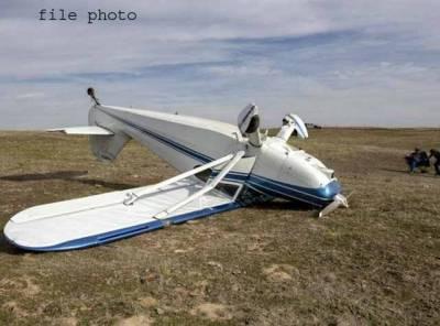 پاکستان ایئرفورس کا تربیتی طیارہ گر کر تباہ ،پائلٹ محفوظ رہا