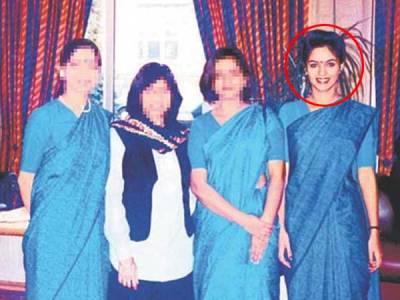 ملکہ شیراوت بالی ووڈ میں آنے سے قبل بھارت کی نجی ایئرلائن میں بطور ایئر ہوسٹس ملازمت کرتی تھیں