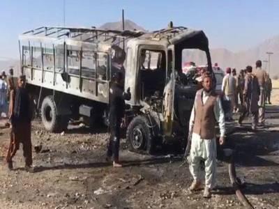 کوئٹہ میں صبح سویرے دھماکہ ،پولیس اہلکاروں سمیت 6افراد شہید ،22زخمی