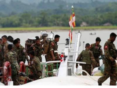 روہنگیا مسلمانوں پر مظالم، یورپی یونین کونسل نے میانمار فوج سے رابطے منقطع کردئیے