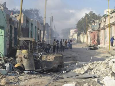 صومالیہ میں 300مسلمانوں کو شہید کرنے والا خود کش بمبار کون تھا اور امریکہ سے اس کا کیا تعلق تھا؟ جان کر ہر مسلمان کا رنگ اُڑ جائے کیونکہ۔۔۔