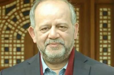 نوازشریف کو کہا گیا ہے کہ آپ دو ماہ لندن میں رہیں ہم پیچھے سے حالات بہتر کر لیتے ہیں :سلمان غنی