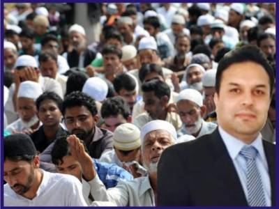 ہندوستانی مسلمانوں کی حالت زار