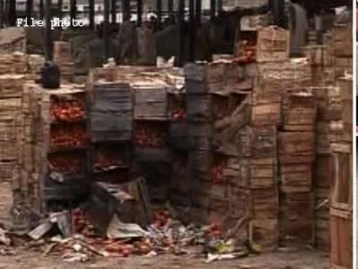 کوئٹہ،ہزار گنجی سبزی منڈی میں دھماکا،متعدد افراد زخمی،پولیس وین کے شیشے ٹوٹ گئے