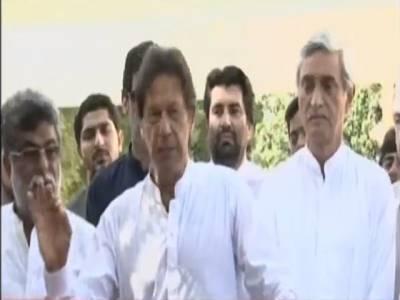 ٹیکنو کریٹ سیٹ اپ کے حامی نہیں ، الیکشن چاہتے ہیں، کوئی این آر او قبول نہیں کریں گے: عمران خان