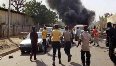 نائجیریا میں خواتین کے یکے بعد دیگرے تین خودکش حملے، 13 افراد جاں بحق