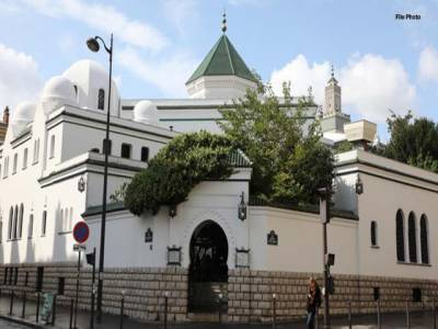 فرانس، 8 شرپسندوں پر مساجد پر حملوں کی منصوبہ بندی کا الزام عائد