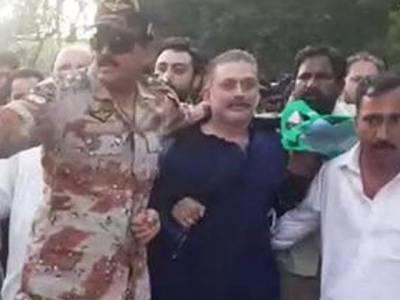 سابق وزیر اطلاعات سندھ شرجیل میمن کی گرفتاری،نیب کا اعلامیہ جاری