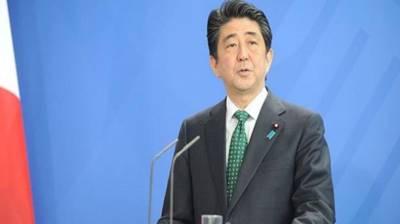 شمالی کوریا سے اب ثابت قدمی سے نمٹا جائے گا جاپانی وزیر اعظم