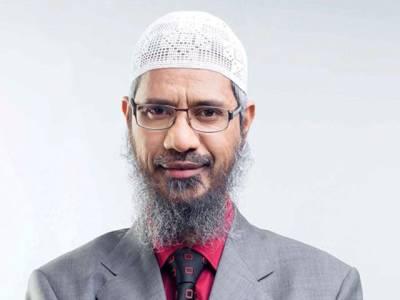 مودی سرکار کی اسلام دشمنی عروج پر، ذاکر نائیک کے خلاف فرد جرم عائد کرنے کی تیاریاں پکڑ لیں