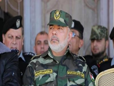 غزہ کی پٹی میں داخلی سلامتی کے ڈائریکٹر جنرل میجر جنرل توفیق ابو نعیم پر قاتلانہ حملہ، بال بال بچ گئے