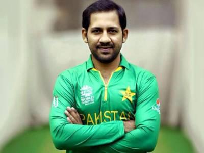 سری لنکن ٹیم کا پاکستان آنے پر شکرگزار ہوں،آج شائقین کرکٹ کو بھرپور تفریح میسرآئے گی،سرفرازاحمد