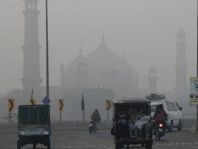صوبائی دارالحکومت لاہور چند روز تک سموگ کی لپیٹ میں رہے گا:محکمہ موسمیات