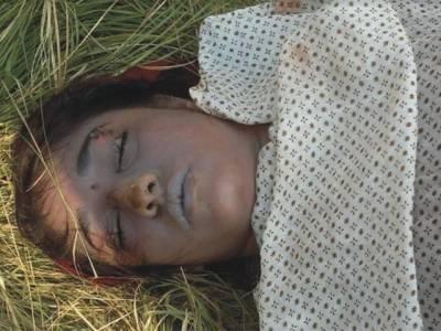 قتل یا خود کشی۔۔۔ سیم نالے سے نوجوان لڑکی کی نیم برہنہ نعش برآمد