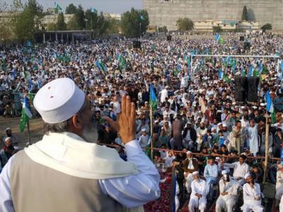 سوات کو ڈویژن بنانے کا مطالبہ ،آج تک پاکستان پر اسٹیبلشمنٹ کے نمائندوں نے حکومت کی ، انتخاب سے پہلے اس ملک میں احتساب ضروری ہے:سینیٹر سراج الحق