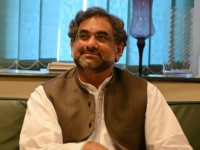 آئین میں ٹیکنو کریٹ حکومت کی کوئی گنجائش نہیں، لندن ذاتی خرچے پر آیا ہوں : شاہد خاقان عباسی